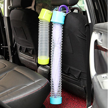 Hot Sale Retractable Plastic Bucket Box Umbrella Stand Hanging Storage Bag for Home Car Use