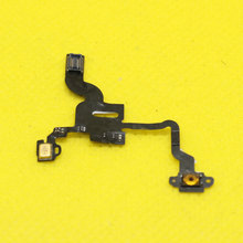 cltgxdd WP-136 For Apple iPhone 4 4G Power button Flex Cable Ribbon With Light Proximity Sensor(China)