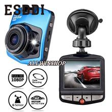 "Esddi 2.4"" 1080P 170 Degrees DVR Car Vehicle Dash Dashboard Camera Video Recorder Crash Outdoor Travelling Safety Consumer Cam(China)"