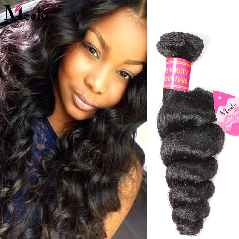 Hot Sale 4 Bundle Deals 8A Unprocessed Virgin Hair Malaysian Loose Wave Human Hair Bundles Malaysian Virgin Hair Loose Wave<br><br>Aliexpress