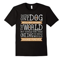 Dog Rescue T-Shirt T Shirt Cheap Wholesale Funny T Shirt Women Hipster Cotton Casual Tops Women Summer Novelty Sexy Tops Tee