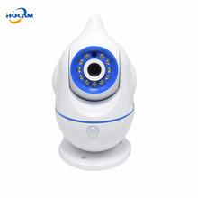 HQCAM 720P WIFI IP Camera 2 way audio security camera IP internet wireless baby video movement monitor camera wifi for baby room(China)