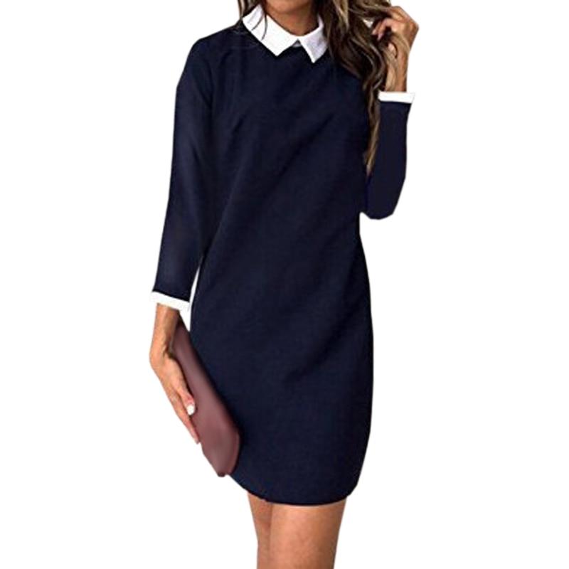 75a4e73974c0 Autumn Pink Mini Dress Women Bodycon Casual Turn Down Collar Elegant Office  Lady Cute Kawaii Dress Fashion Female Clothing M0225 | Hot Selling Products