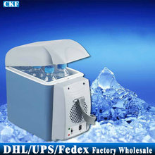Free DHL Fedex 15pcs/lot System Warm And Cold Box Car Refrigerator Frozen Mini Portable Fridge