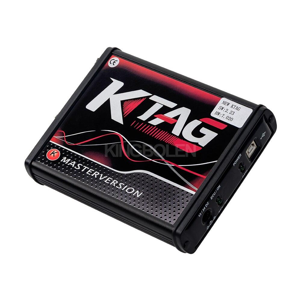 Ktag V7.020 V2.23 ECU Chip Tuning Programming Tool (4)