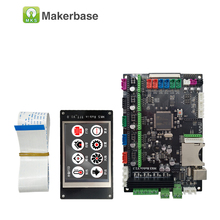 MKS Robin integrated circuit mainboard Robin STM32 controller mother board with TFT display 3d printer diy starter kit control(China)