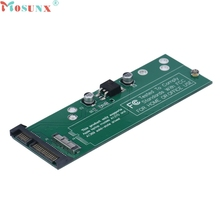 Mosunx Factory Price Card Adapter For 2011 MAC AIR A1369 A1370 A1377 SSD To Sata3 22pin 7Pin 60321