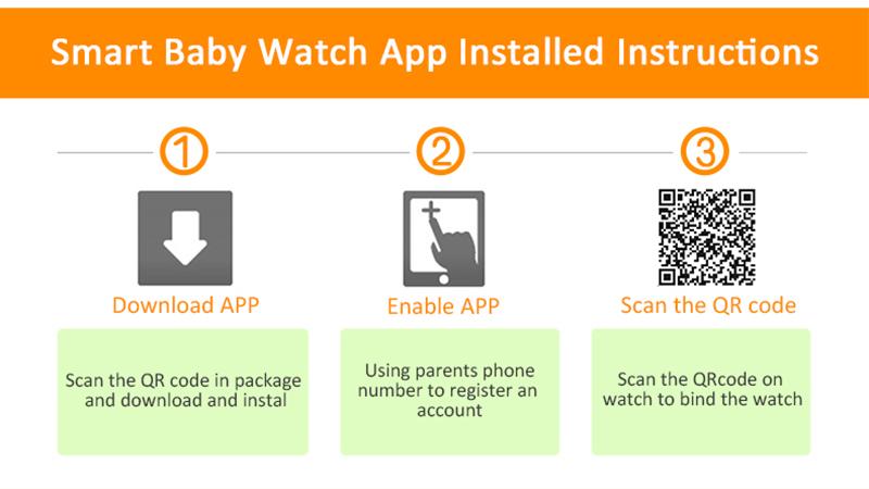Smart watches for children (8)
