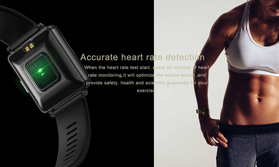 COLMI Dual Screen Smart Watch Men Blood Pressure Clock IP67 Waterproof Smartwatch Activity Fitness Tracker For android IOS phone 6