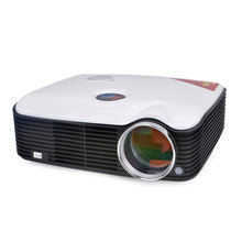 PH5 Home Multimedia Projector 2500 Lumens HD 1080P Image System Cinema Theater Video LCD Projector Support VGA/TV/AV/HDMI