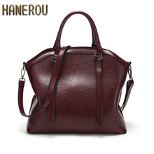 Buy 2017Brand Women Bag Fashion Shoulder Bag High Handbag Casual Large Capacity Tote Female Vintage PU Leather Crossbody bag for $20.73 in AliExpress store