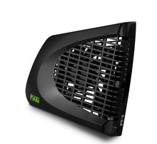 XBox Fan Cooling Fan for XBox 360 Slim USB UP Cooling Fan External Side Heat Exhauster Cooler for Xbox 360 Xbox360 Slim-Black