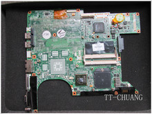 442875-001 LAPTOP MOTHERBOARD for HP PAVILION F500 F700 V6000 DV6000 AMD NVIDIA G06100 100% Full Tested