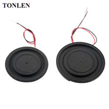 TONLEN 1.5 inch Full Range Ultra Thin Speaker Unit 8 Ohm 5 W Bass Shock Basin Vibration Diaphragm Music Audio Bluetooth Speaker