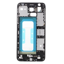 CFYOUYI Front Housing Frame Replacement Part for Samsung Galaxy J5 Prime / On5 G570 2016 - Black
