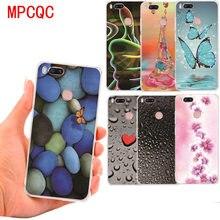 MPCQC fine Painted Soft TPU Ultra thin Phone Case Xiaomi Mi A2 Lite 8 Redmi Note 5A 4X 5 plus 6 Pro trend Cover Case
