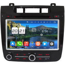 "4G Android 6.0 8"" Octa Core 2GB RAM WIFI 32GB ROM DAB RDS Car DVD Player Radio For Volkswagen Touareg 2010-2014 GPS Navigation(China)"