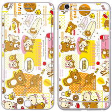 Stylish Looking Cartoon Vinyl Sticker Screen Protector Skin For Iphone6 6s Plus covers #TN-I6PLUS-00286(China)