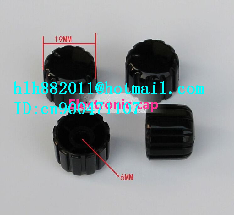 free shipping new electric guitar  tone and  volume electronic Control Knobs cap in black  DM-8123<br><br>Aliexpress
