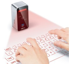 Hot sale original magic cube bluetooth laser projective virtual keyboard for ipad android mobile phone tablet free shipping