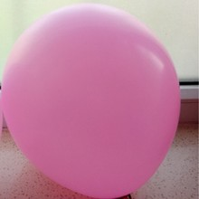 Supply 100% latex balloon 10 inch 50pcs pink balloon ornament helium balloon wedding birthday party ball holiday inflatable toys
