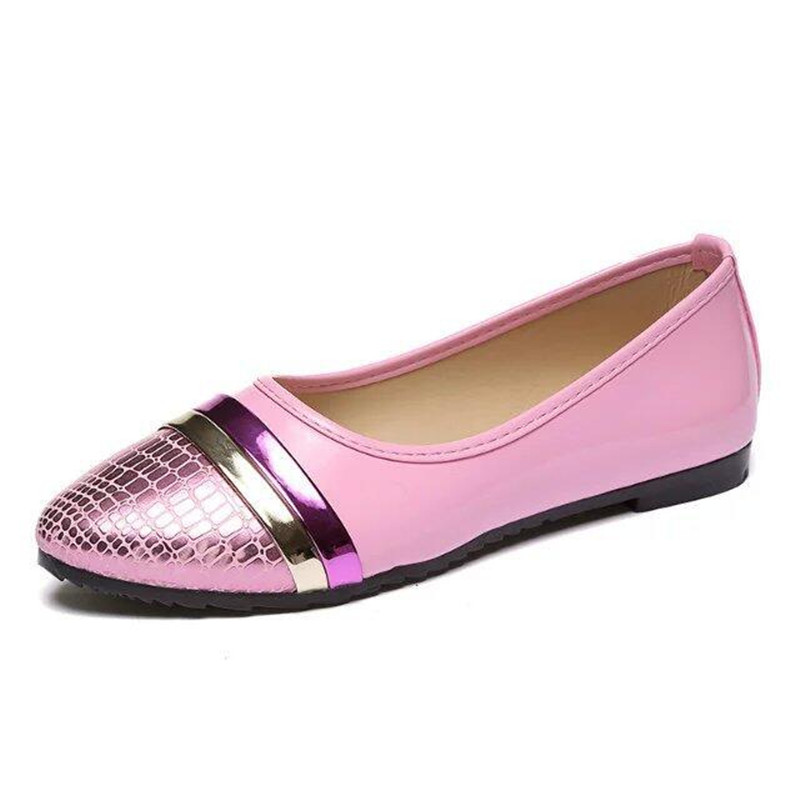Ladies Shoes Ballet Flats Women Flat Shoes Woman Ballerinas Casual Shoes Womens Loafers<br><br>Aliexpress