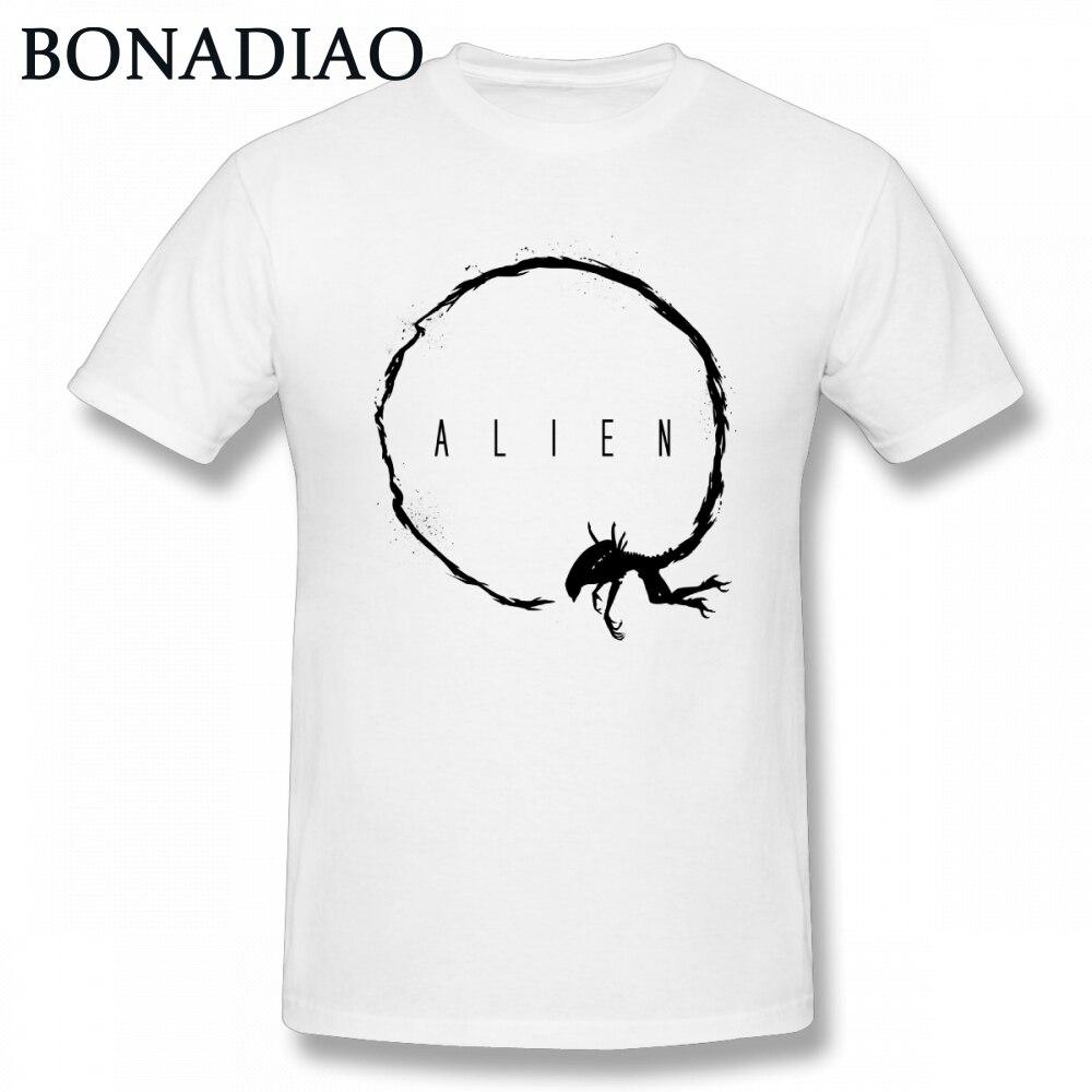 Official Alien Head Unisex T-Shirt Dead Or Alive Promtheus
