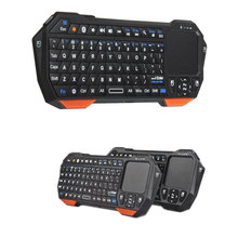 New Mini Wireless 3 in 1 Backlit Bluetooth Keyboards Utra thin Lightweight Mouse Mice Touchpad For iOS Windows Android