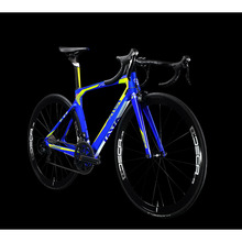 2017 JAVA CANNONATA2 Carbon 700C Road Bike with Rival Shifters Derailleur Aluminium Wheels 22speed Direct Mount Brakes(China)