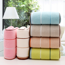 New 2017 -140*70cm Cotton Towel Magic Bath Towel Frozen Adult Beach Blanket toalha banho towels bathroom New Brand Free shipping(China)