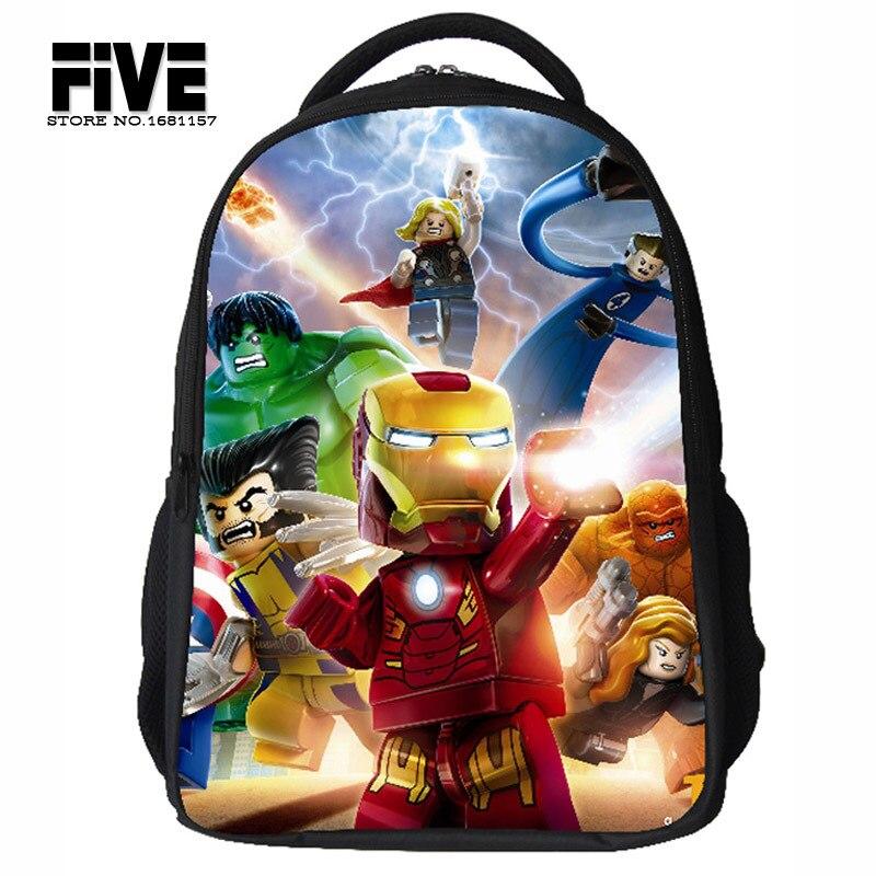 2015 Fashion Boys School Bags Children  Backpack Cartoon Bookbag,children bags mochila kids travel bags free shipping<br><br>Aliexpress