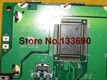 1PCS Exactly compatible with OGM-128GS24Y-1-F5025 STN LCD PANEL J34004-02 blue display screen 100%NEW
