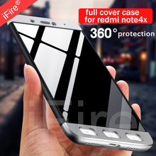 Buy Luxury Full Protective PC Phone Case Xiaomi Redmi Note 4 Full Cover Hard Cover Redmi Note 4X Phone Shell Cases for $4.43 in AliExpress store