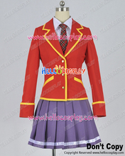 Noucome My Mental Choices Are Completely Interfering With My School Romantic Comedy Cosplay Chocolat Costume H008(China)