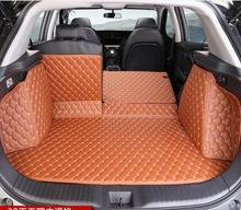 High quality! Special trunk mats for New Acura CDX 2016 wear-resisting waterproof boot carpets liner for CDX 2016,Free shipping