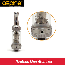 Aspire Nautilus Mini Tank Kit 2.0ml Bottom Vertical Coil BVC Tank for Electronic Cigarette Glassomizer Clearomizer