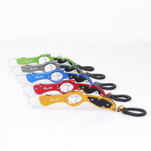 KK1 space aluminum control fish, various color control fish tongs, fish clips