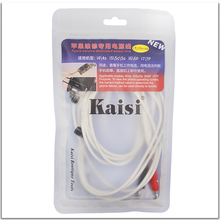 Kaisi Test Wire Repair Tools For iPhone 4/4s 5/5s/5c 6/6plus/7/7plus Original DC Power Supply Phone Current Test Cable
