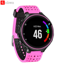 Fashion Watch Straps Strap Soft Silicone Replacement Wrist Watch Band for Garmin Forerunner 230/235/630 For galaxy gear S2