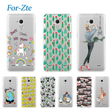 Fashion Young Soft Phone Case For ZTE Blade V7 Lite Silicone Soft TPU Cover Cases For ZTE Blade V7 V 7 Lite hot