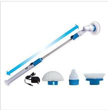 Spin Scrub bathtub power cleaner brush Bathtub Tiles Power Floor Cleaner Brush Mop Scrubs Clean