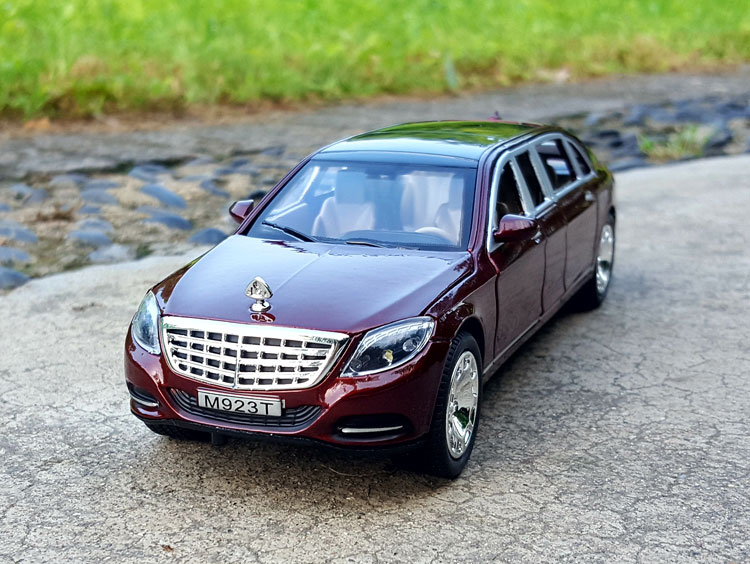 124 XLG TheBenz Maybach S600 Extended (11)