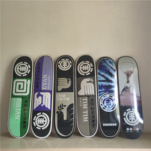 "ELEMENT Graphics Skateboad Deck 7.75""/8"" Boards Skateboard Canadian Maple Skateboarding Decks"