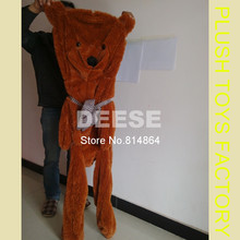 Bestselling Plush Toys 160cm Teddy Bear Skin 6colors (Without Stuff filler) Valentine's Day Gift