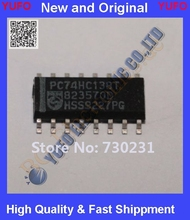 Free Shipping 2 x PC74HC138T 3-to-8 line decoder/demultiplexer; invertin  SO-16 2pcs