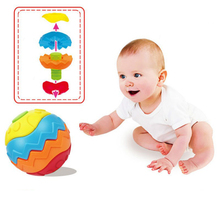 Transformation Fitness Ball Baby Educational Building Toys Magic Cubes DIY Creative Ability Educational Puzzles For Children