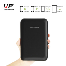 ALLPOWERS 30000mAh Power Bank High Capacity Triple USB Output Quick Charging for iPhone 6 6s 7 8 8s Samsung Galaxy s6 s7 s8 HTC.(China)