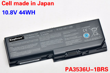 10.8V 44WH Japanese Cell New PA3536U-1BRS Battery for Toshiba Satellite L350 L350D P200 P300 P305 PA3536U PA3537U PABAS100
