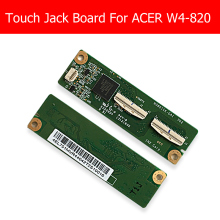 buy acer iconia board and get free shipping on aliexpress comgeniune touch panel jack board for acer w4 820 touch panel for acer iconia w4