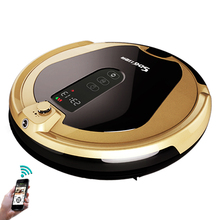 Sweep Floor Robot Vacuum Cleaner Home Fully Automatic Wipe Floor Intelligent Ultra Thin Sweeper Free Shipping(China)
